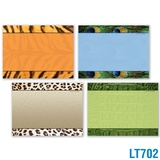 Animal Prints Locker Tags