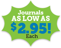 Journals as Low as $2.25 Each